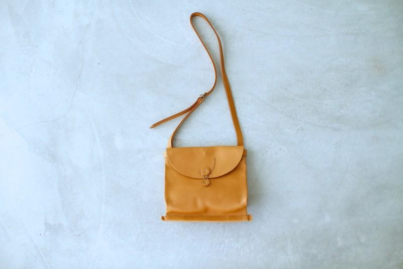 SACK SHOULDER BAG - M ¥35,000+tax